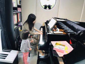 ピアノ 体験レッスン